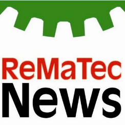 2015 - Ricci Industries  achieves a special mention on ReMaTec News after having hosted a chinese government delegations.